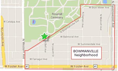 Bowmanville MAP