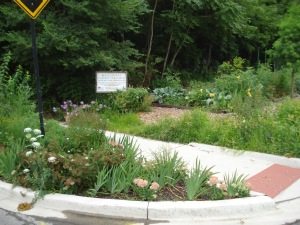 July 2010 Gateway Garden Entrance and Balmoral Parkway