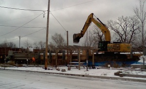 December 2012 Winter Work