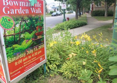 Bowmanville Garden Walk 2019
