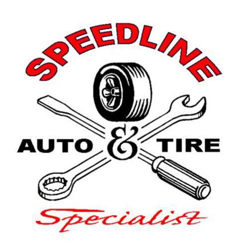Speedline Auto & Tire logo