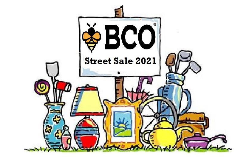2021 BCO Street Sale